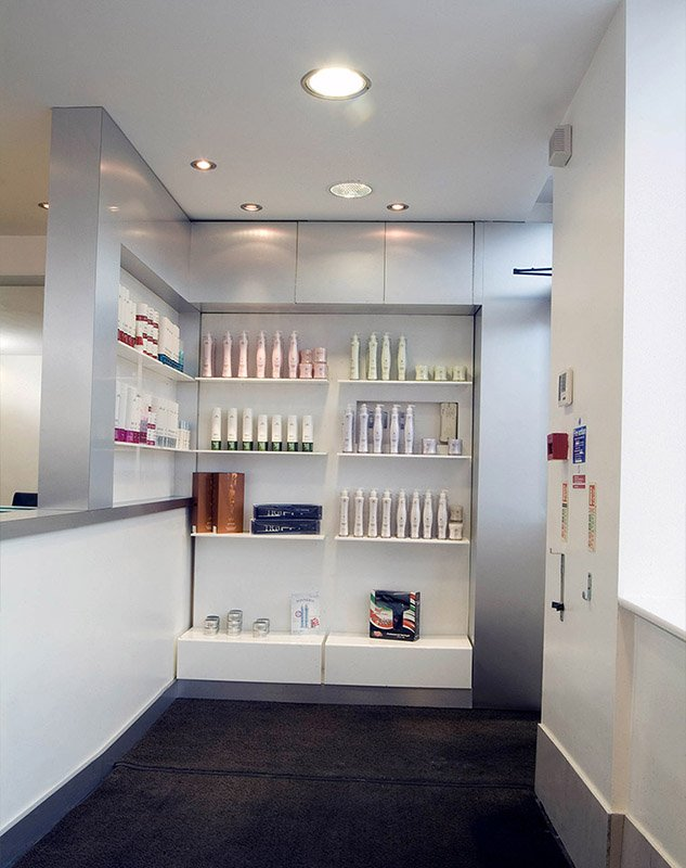 Gilesgate salon hair products