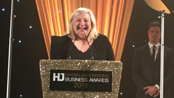 Janet-Business-Awards-winner
