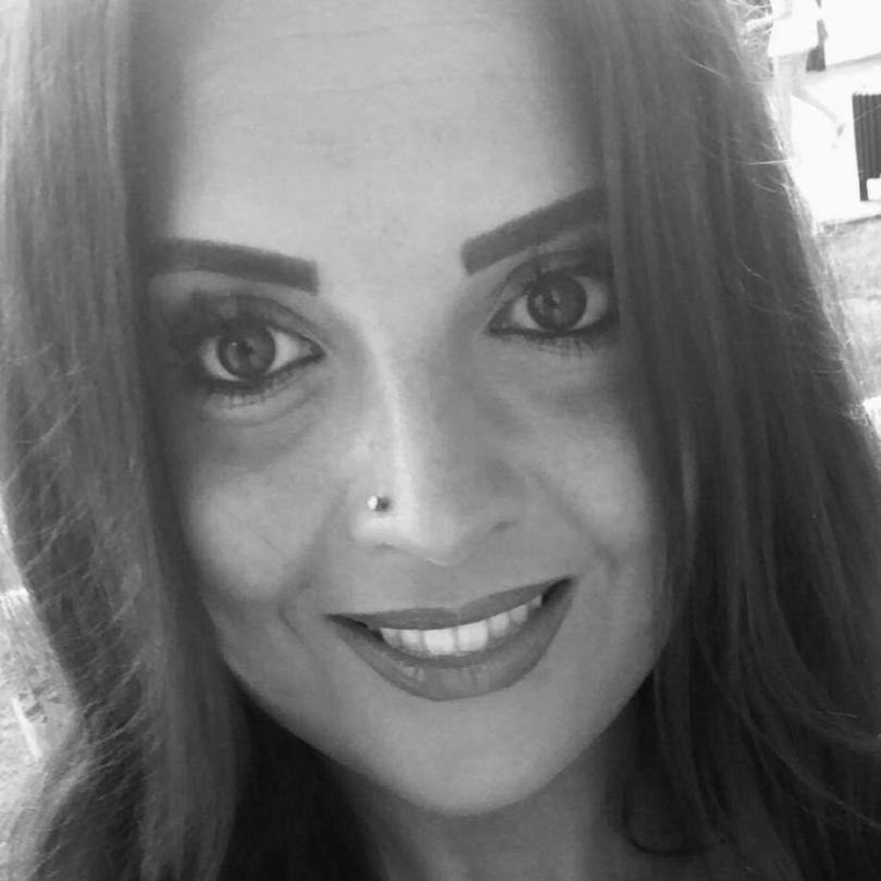 Lauren adey senior stylist Hetton salon