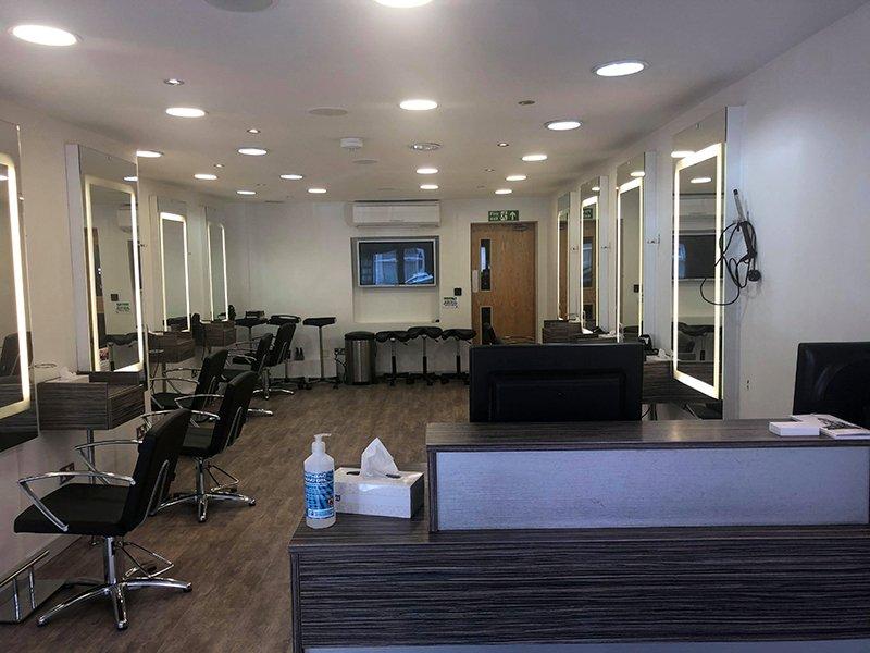 Hair salon Hetton